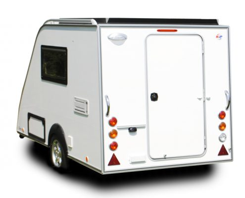 Shelter caravan